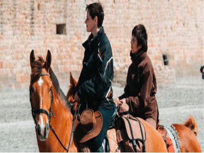 Horse ride Ticino Valley Park 3 hours