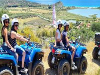 Quad tour in Chia of 2 hours