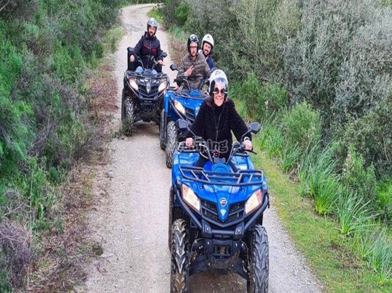 Among the nature of Sardinia