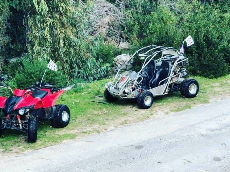 buggy and quad