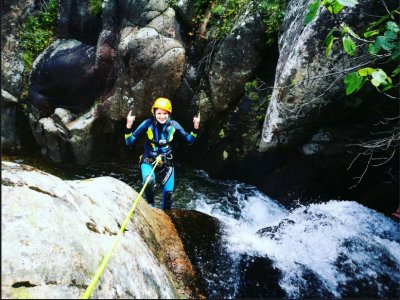Canyoning in Chia 6 hours