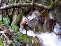 Canyoning in Sardegna