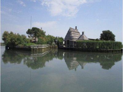 Excursion en bateau pour enfants Foci dello Stella 2h30