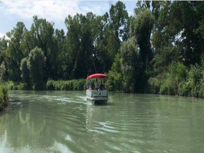 Gita in barca sul fiume Pescara adulti 1 ora e 30