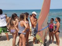 windsurfing lessons for all ages