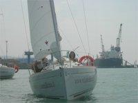 In barca con Velamedicea