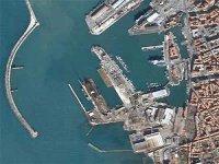 Molo Mediceo a Livorno