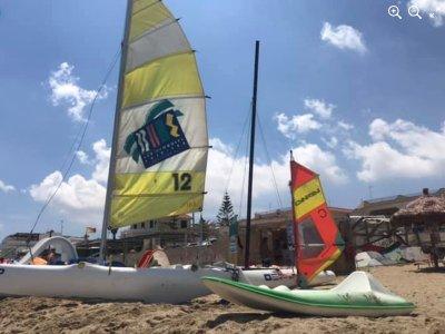 Pro Wave school barca a vela