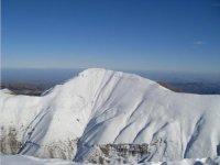 Neve in Val di Bove