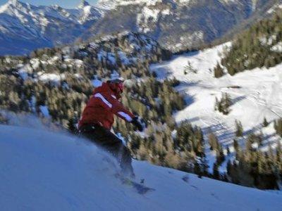 Scuola Sci Alleghe Civetta Snowboard