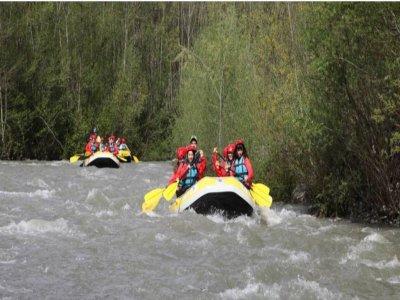 Rafting nel Fiume Lao di 6 ore