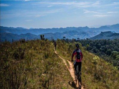 Noleggio mountain bike nel Parco del Pollino 4 ore