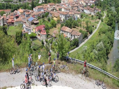 Noleggio mountain bike nel Parco del Pollino 8 ore