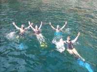 Snorkeling with aperitif on Isola Bella for 2 hours