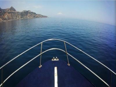 8 hours boat rental in Giardini Naxos