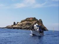 Excursion in Sicilian waters