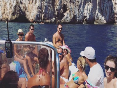 Boat excursion to Chia 4/6 hours