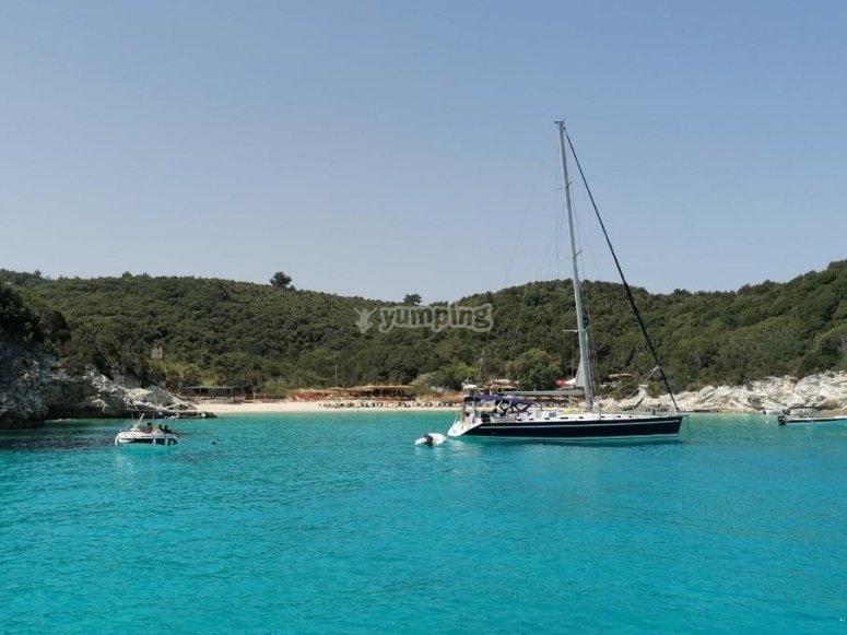 escursione in barca