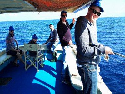 Salboat Pesca
