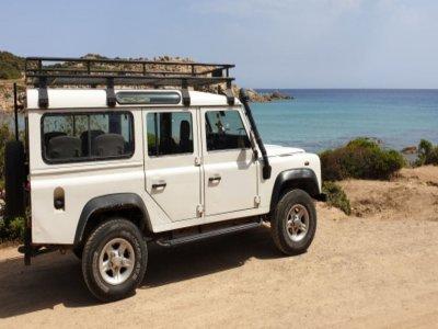 4-hour Capo Malfatano jeep excursion
