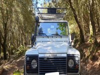 Excursion by jeep Riserva Is Cannoneris 4 hours