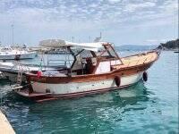 Tour in barca G.Blue Costa dell'Argentario 8 ore