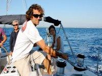 Catamaran lessons