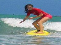 In equilibrio sul Surf