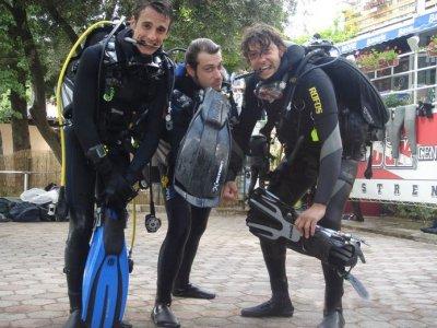 Sub Shark Diving Team