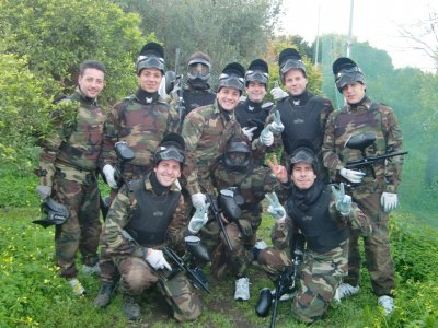 Infinity paintball
