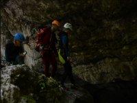 Canyoning nel canyon San Biagio di 3 ore e 30