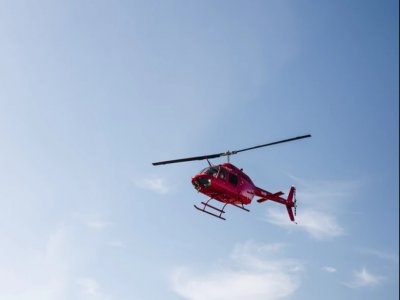 Volo in elicottero sulle Dolomiti di Brenta 30 min