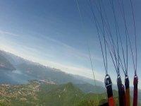paragliding detail