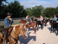 Escursione a cavallo di 2 ore, Montebuono