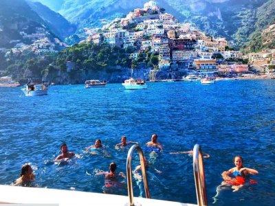 Mini cruise Sorrento Positano and Amalfi 10 hours