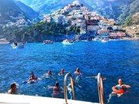 Mini crociera Sorrento Positano e Amalfi 10 ore