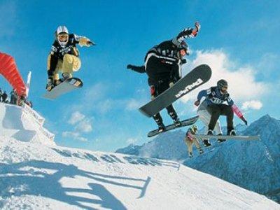 Scuola di Sci Badia Pedraces Snowboard