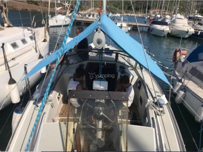 Barche all'avanguardia