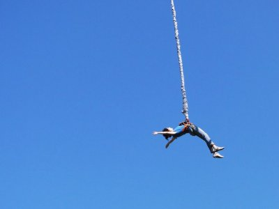 Salto Bungee Jumping in Sicilia (PA)