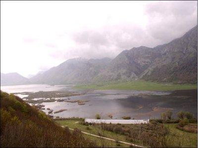 Mountain Bike Tour 1h30 Lake Matese