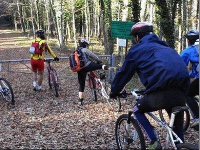 Tour MTB Reserve Collemeluccio-Montedimezzo