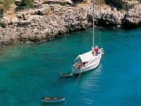 Excursions by boat in Puglia
