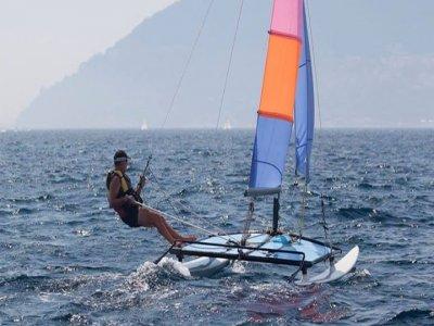 Scuola vela Lega Navale Italiana San Felice Circeo