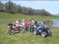 Off-road tour with visit and aperitif Godrano 2h