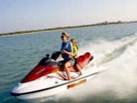 Moto d acqua in Versilia