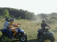 Quad excursion to Godrano with a 2 hour visit