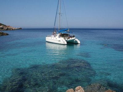 Noleggio Catamarano Sardegna Settembre-Ottobre