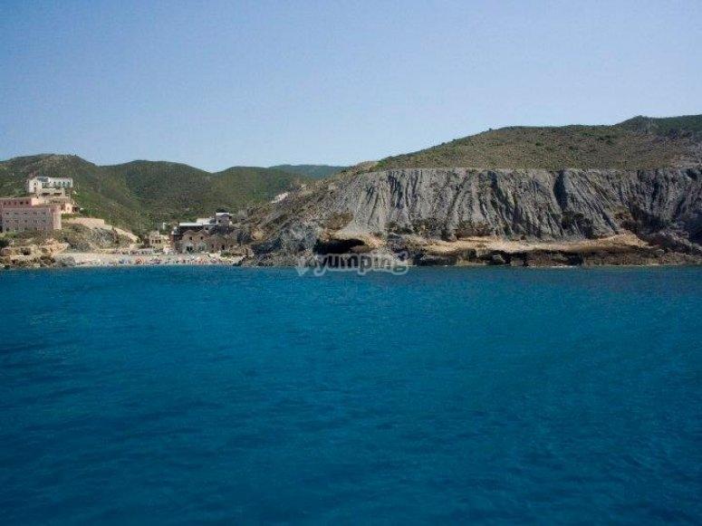 Asinara e nord della Sardegna