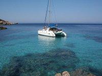 Tre giorni in catamarano