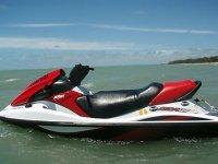 Water-bike rentals